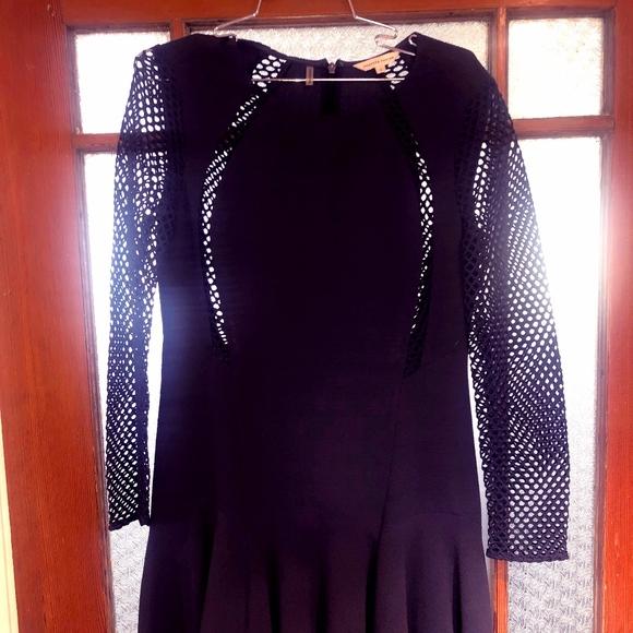 Rebecca Taylor Dresses & Skirts - Rebecca Taylor Size 4 Deep Navy Blue Dress